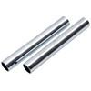CAMPZ Hulzen glasvezelstok Tentaccessoires hardware 9mm 2-delige set zilver